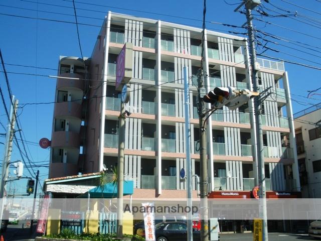 埼玉県川口市、南鳩ヶ谷駅徒歩5分の築9年 6階建の賃貸マンション