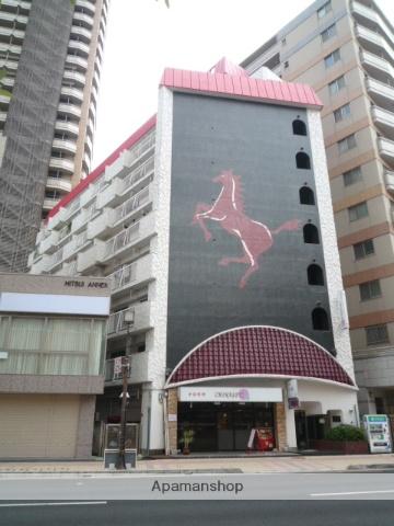 埼玉県川口市、川口駅徒歩3分の築35年 8階建の賃貸マンション