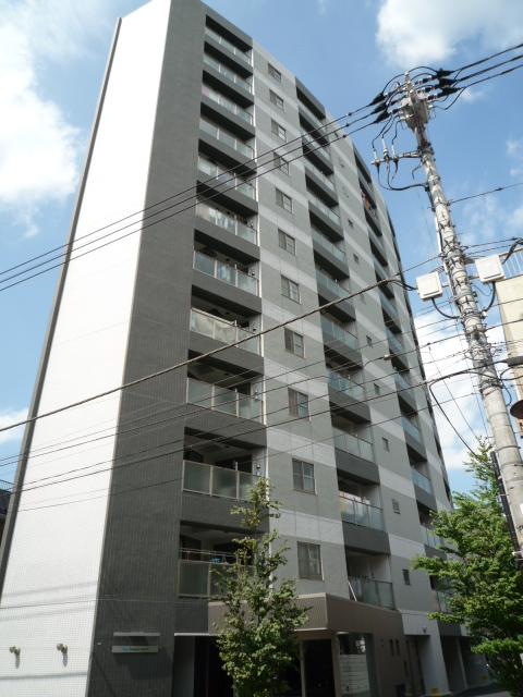 埼玉県川口市、西川口駅徒歩24分の築9年 12階建の賃貸マンション