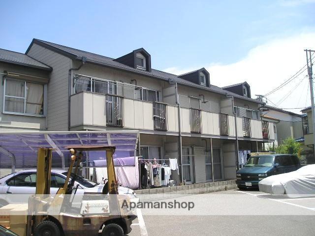 埼玉県川口市、川口駅徒歩7分の築29年 2階建の賃貸アパート