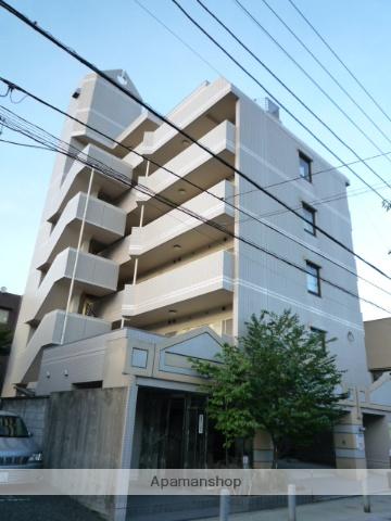 埼玉県川口市、川口駅徒歩10分の築25年 6階建の賃貸マンション