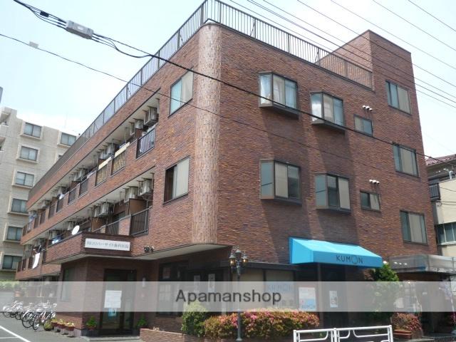 埼玉県川口市、西川口駅徒歩19分の築23年 3階建の賃貸マンション