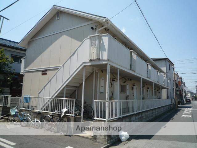 埼玉県川口市、西川口駅徒歩30分の築26年 2階建の賃貸アパート