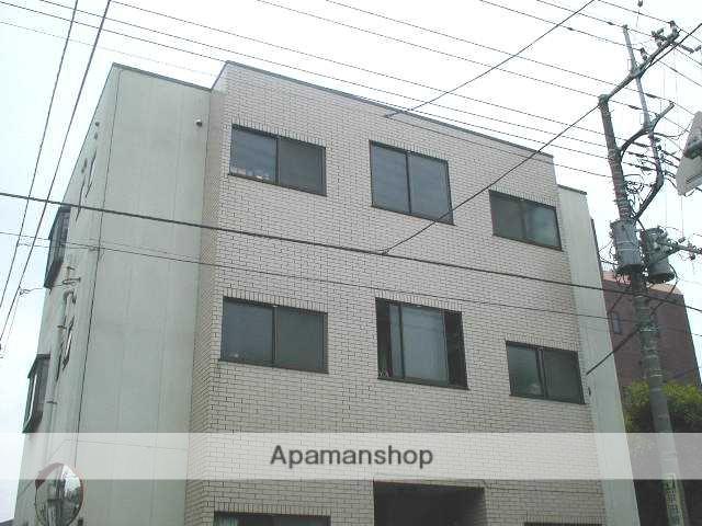 埼玉県川口市、西川口駅徒歩18分の築27年 3階建の賃貸マンション