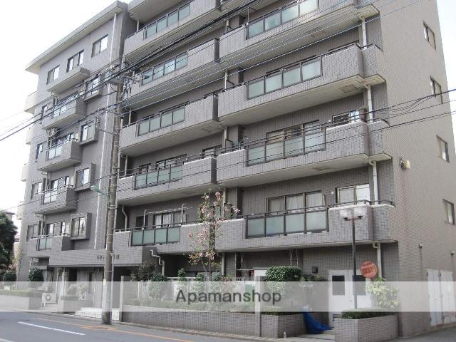 埼玉県川口市、西川口駅徒歩24分の築26年 6階建の賃貸マンション