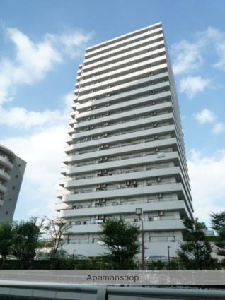 埼玉県川口市、西川口駅徒歩23分の築24年 25階建の賃貸マンション