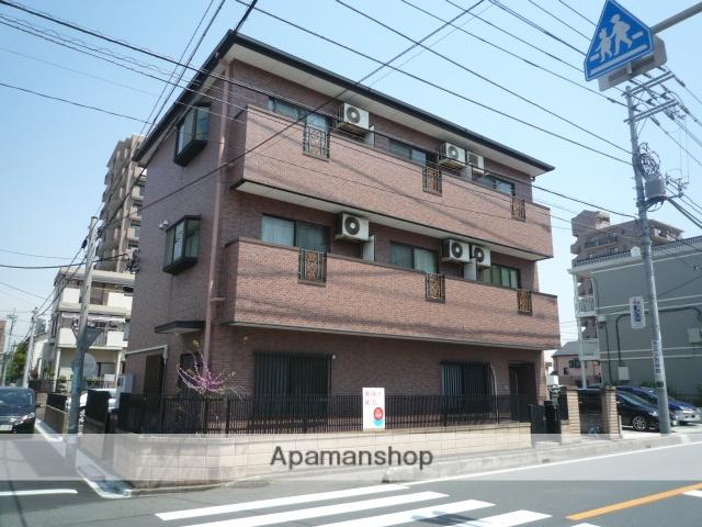 埼玉県川口市、西川口駅徒歩19分の築22年 3階建の賃貸マンション