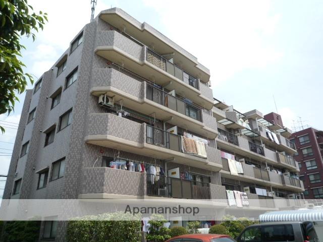 埼玉県川口市、川口駅徒歩18分の築26年 5階建の賃貸マンション
