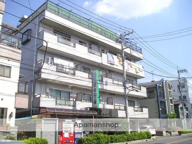 埼玉県川口市、西川口駅徒歩11分の築24年 4階建の賃貸マンション