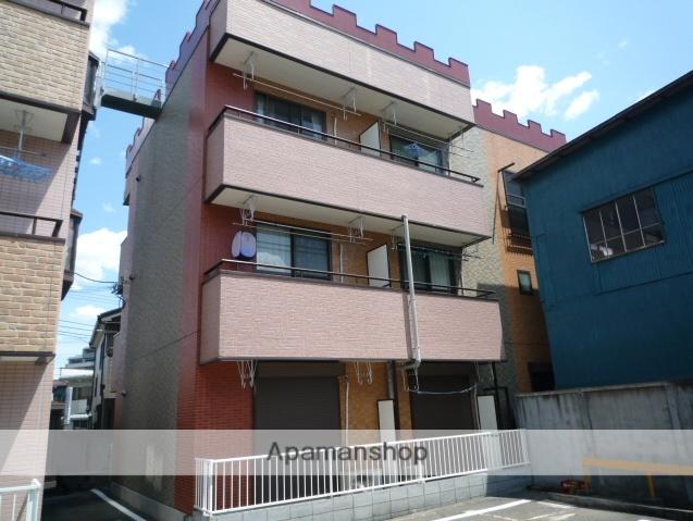 埼玉県川口市、西川口駅徒歩16分の築11年 3階建の賃貸マンション