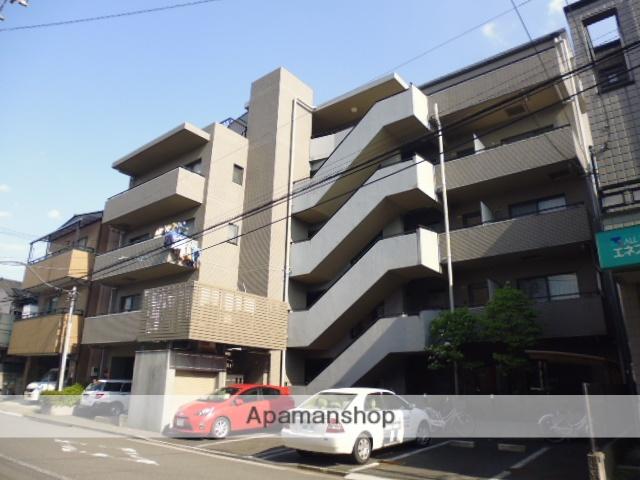 埼玉県川口市、西川口駅徒歩13分の築19年 5階建の賃貸マンション