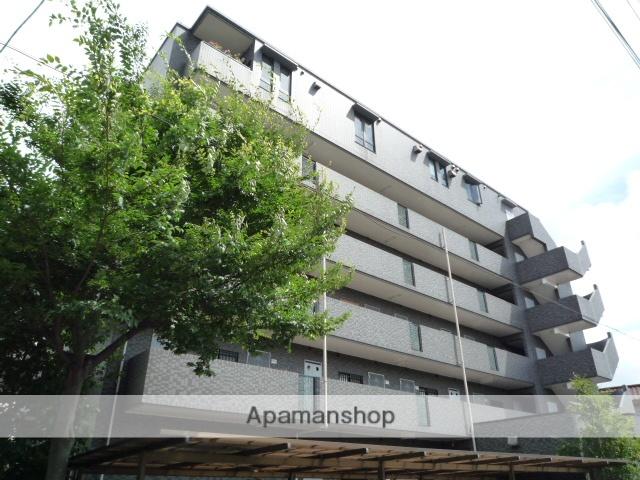 埼玉県川口市、川口駅徒歩14分の築22年 6階建の賃貸マンション