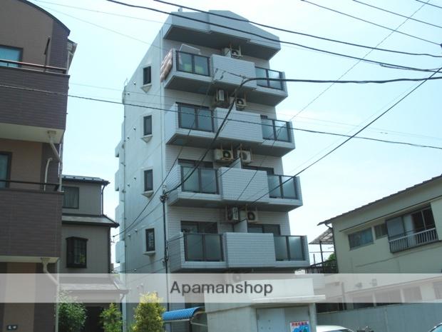 埼玉県川口市、西川口駅徒歩24分の築26年 5階建の賃貸マンション
