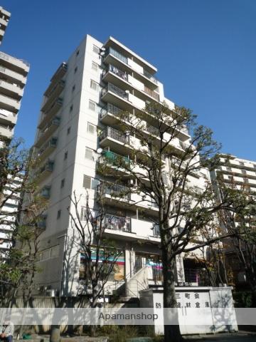 埼玉県川口市、川口駅徒歩5分の築30年 10階建の賃貸マンション