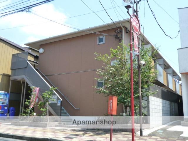埼玉県川口市、鳩ヶ谷駅徒歩7分の築9年 2階建の賃貸アパート