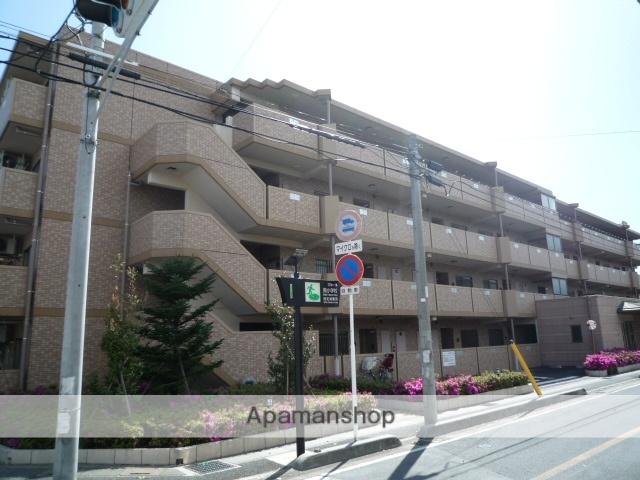 埼玉県川口市、南鳩ヶ谷駅徒歩5分の築14年 4階建の賃貸マンション