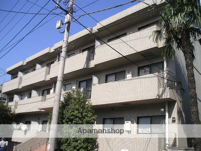 埼玉県川口市、西川口駅徒歩12分の築26年 4階建の賃貸マンション
