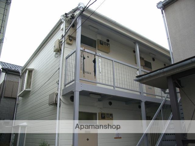 埼玉県川口市、西川口駅徒歩10分の築30年 2階建の賃貸アパート