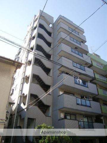 埼玉県川口市、蕨駅徒歩24分の築26年 8階建の賃貸マンション