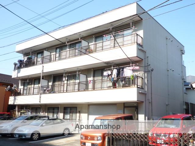 埼玉県川口市、西川口駅徒歩21分の築21年 3階建の賃貸マンション
