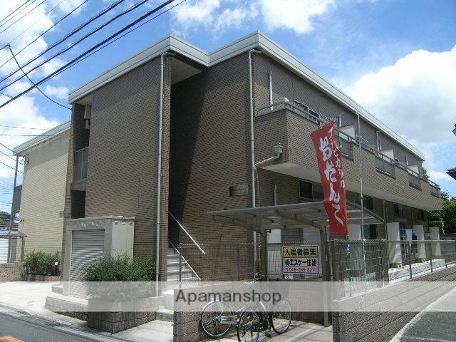 埼玉県川口市、西川口駅徒歩13分の築9年 2階建の賃貸アパート