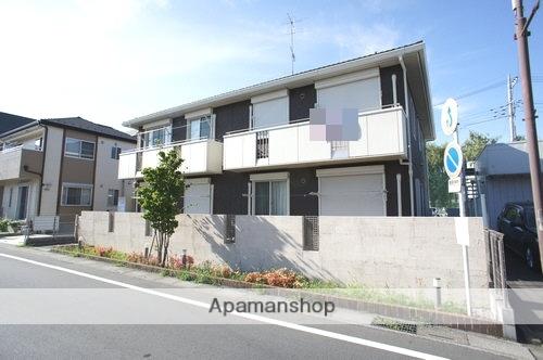 埼玉県上尾市、東大宮駅徒歩21分の築10年 2階建の賃貸アパート