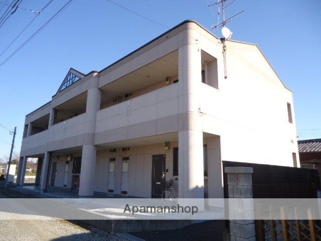 埼玉県蓮田市、蓮田駅徒歩18分の築14年 2階建の賃貸アパート