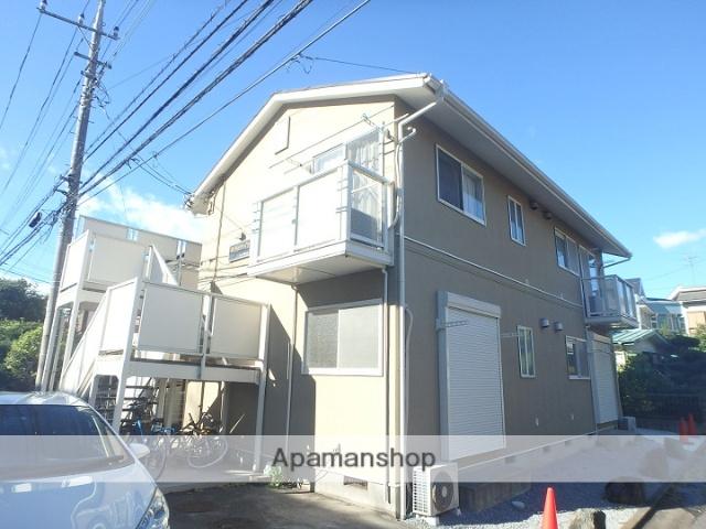埼玉県上尾市、東大宮駅徒歩8分の築24年 2階建の賃貸アパート