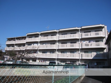 埼玉県北足立郡伊奈町、伊奈中央駅徒歩13分の築23年 4階建の賃貸マンション