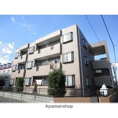 埼玉県さいたま市見沼区、東大宮駅徒歩15分の築18年 3階建の賃貸マンション
