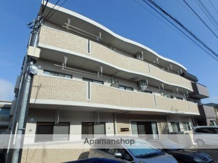 埼玉県さいたま市見沼区、東大宮駅徒歩10分の築13年 3階建の賃貸マンション