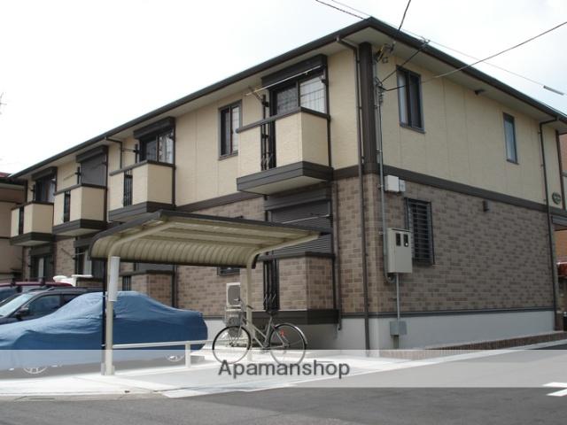埼玉県さいたま市北区、土呂駅徒歩5分の築10年 2階建の賃貸アパート