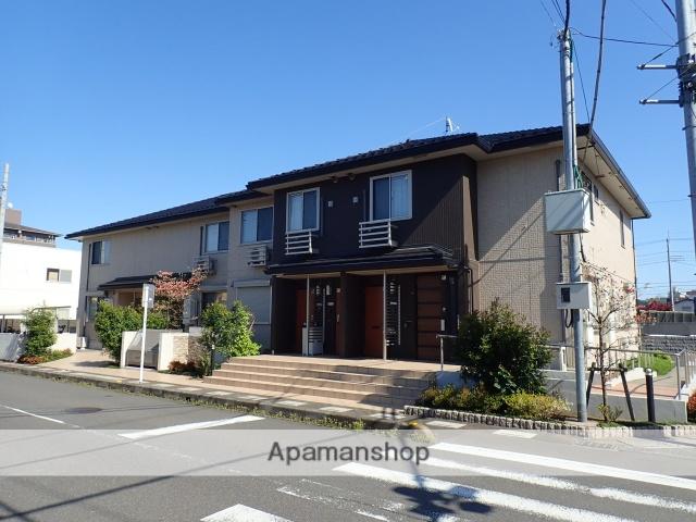埼玉県さいたま市北区、土呂駅徒歩15分の築2年 2階建の賃貸アパート
