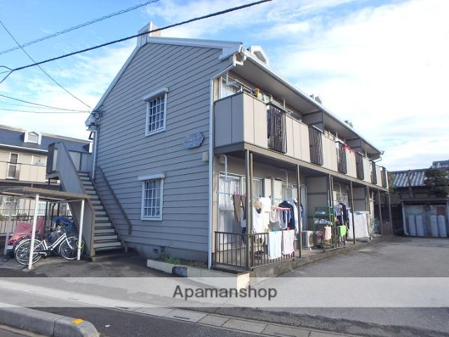 埼玉県さいたま市見沼区、東大宮駅徒歩10分の築32年 2階建の賃貸アパート