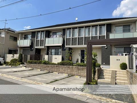 埼玉県さいたま市見沼区、東大宮駅徒歩27分の築4年 2階建の賃貸アパート