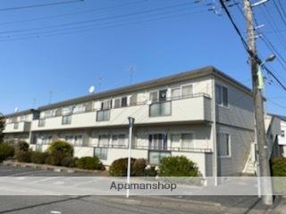 埼玉県北足立郡伊奈町、伊奈中央駅徒歩12分の築24年 2階建の賃貸アパート