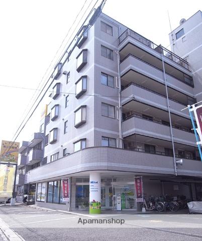 埼玉県さいたま市見沼区、東大宮駅徒歩10分の築28年 6階建の賃貸マンション