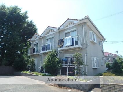埼玉県北足立郡伊奈町、伊奈中央駅徒歩24分の築18年 2階建の賃貸アパート