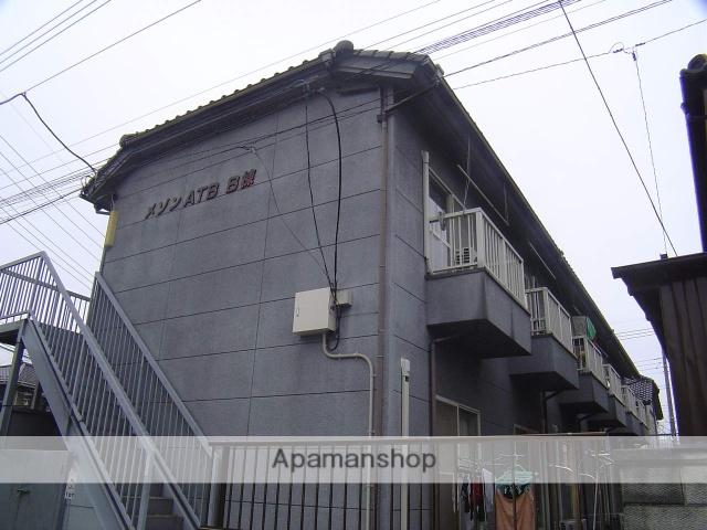 埼玉県蓮田市、蓮田駅徒歩13分の築24年 2階建の賃貸アパート
