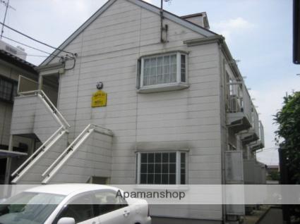 埼玉県上尾市、原市駅徒歩2分の築20年 2階建の賃貸アパート