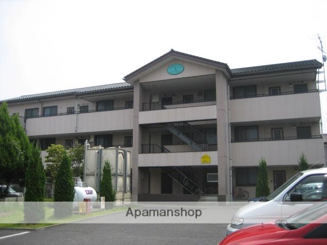 埼玉県さいたま市見沼区、大和田駅徒歩8分の築17年 3階建の賃貸マンション
