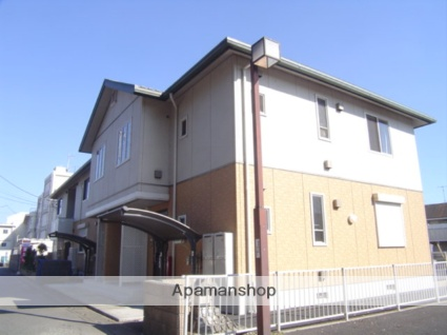 埼玉県さいたま市見沼区、七里駅徒歩18分の築11年 2階建の賃貸アパート