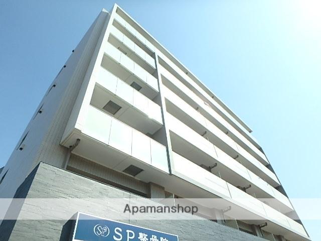 埼玉県さいたま市北区、土呂駅徒歩1分の築3年 7階建の賃貸マンション