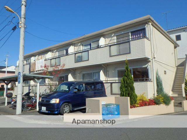 埼玉県上尾市、原市駅徒歩5分の築24年 2階建の賃貸アパート