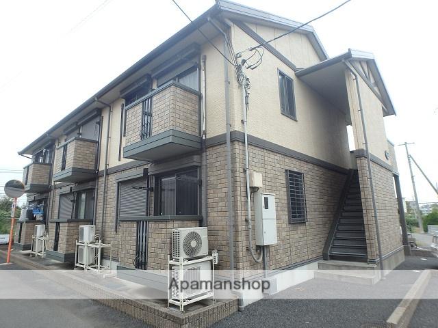 埼玉県上尾市、東大宮駅徒歩18分の築12年 2階建の賃貸アパート