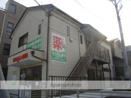 埼玉県さいたま市見沼区、七里駅徒歩20分の築13年 2階建の賃貸アパート
