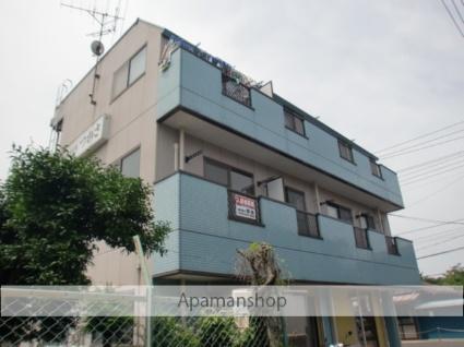 埼玉県さいたま市見沼区、七里駅徒歩1分の築22年 3階建の賃貸アパート