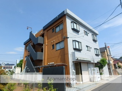 埼玉県さいたま市北区、宮原駅徒歩20分の築27年 3階建の賃貸マンション