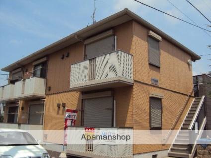 埼玉県さいたま市見沼区、七里駅徒歩6分の築10年 2階建の賃貸アパート