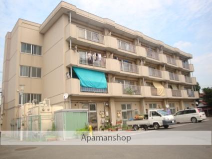 埼玉県さいたま市見沼区、大和田駅徒歩6分の築37年 4階建の賃貸マンション